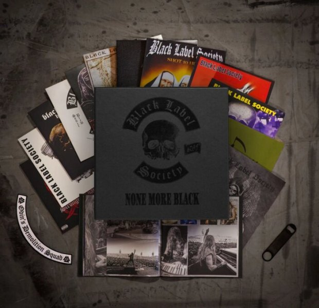 "BLACK LABEL SOCIETY - None More Black Box Set Available; Official  Infomercial And ""Blind Man"" Video Streaming - BraveWords"