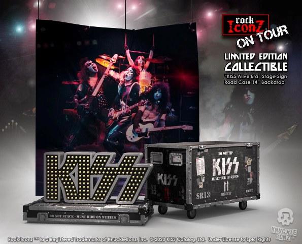 Новый коллекционный товар от KISS
