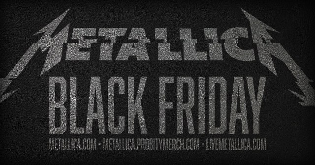 Metallica Announce Black Friday Specials Exclusive Damaged Justice T Shirts Available Bravewords
