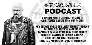 AUTOPSY's Chris Reifert Featured On New Peaceville Podcast