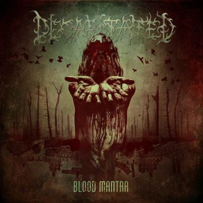 "DECAPITATED - ""The Blasphemous Psalm To The Dummy God Creation"""