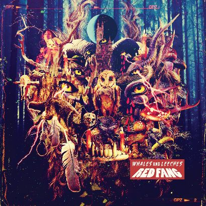 "RED FANG Release ""Brutally Cute"" ""Crows In Swine"" Video"