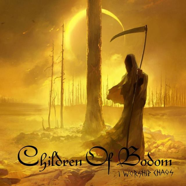 "CHILDREN OF BODOM - ""Morrigan"" (Nuclear Blast)"