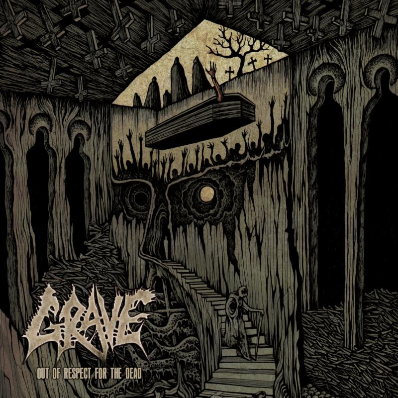 "GRAVE - ""Out Of Respect For The Dead"" (Century Media)"