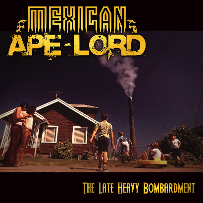 "MEXICAN APE-LORD Debut ""The Misadventures Of Black Jesus"" Video"