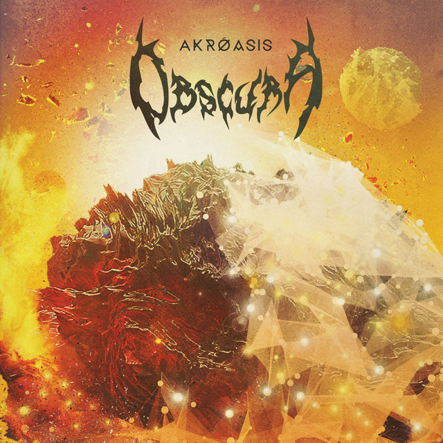 "OBSCURA Release ""Akroasis"" Video"
