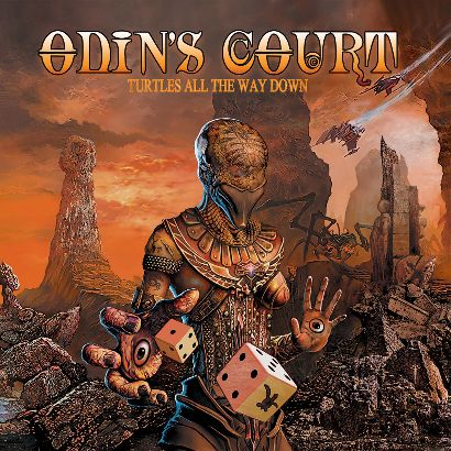 "ODIN'S COURT - ""And The Answer Is..."" (D2C Studios)"