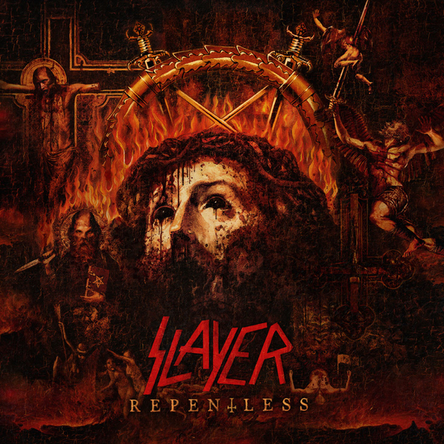 SLAYER - Repentless (Nuclear Blast)
