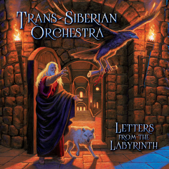 "TRANS-SIBERIAN ORCHESTRA (With LZZY HALE) - ""Forget About The Blame"" (Universal)"