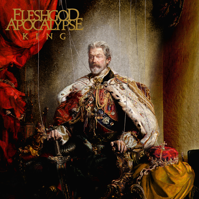 "FLESHGOD APOCALYPSE - ""Cold As Perfection"""