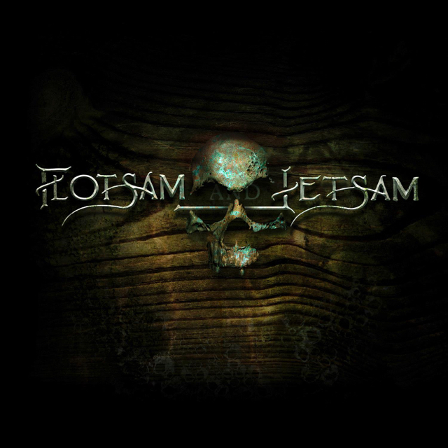 "FLOTSAM AND JETSAM - ""Forbidden Territories"" (AFM)"