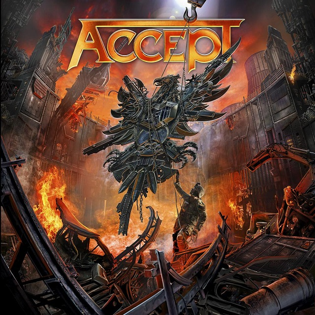 "ACCEPT - ""The Rise Of Chaos"" (Nuclear Blast)"