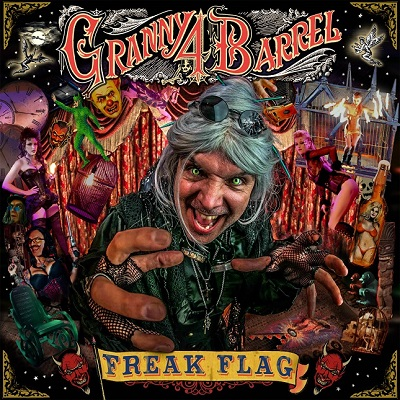 "GRANNY 4 BARREL - ""Freak Flag"""