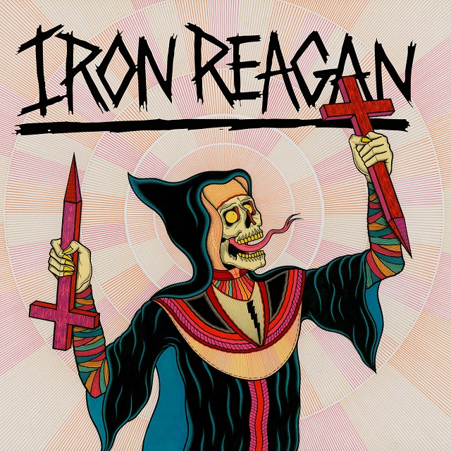"IRON REAGAN Thrash With ""Bleed The Fifth"" Video"