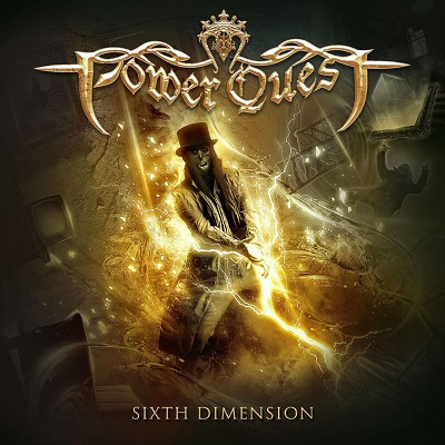 "POWER QUEST - ""Lords Of Tomorrow"""