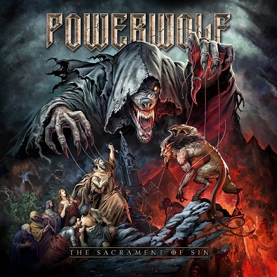 "POWERWOLF - ""Incense And Iron"" (Napalm)"