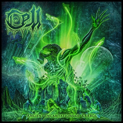 "CELL – ""Gods Of The NetherRealm"" (Independent)"