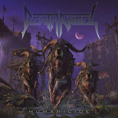 "DEATH ANGEL – ""Humanicide"" (Nuclear Blast)"