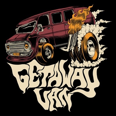 "GETAWAY VAN - ""Lord I've Been Running"""