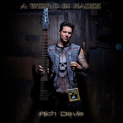 "RICH DAVIS – ""A World In Kaoss"""