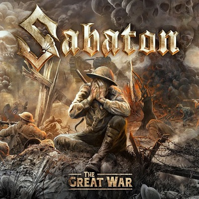 "SABATON – ""Great War"" (Nuclear Blast)"