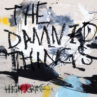 "THE DAMNED THINGS - ""Cells"" (Nuclear Blast)"