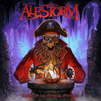 "ALESTORM – ""Pirate Metal Drinking Crew"" (Napalm)"