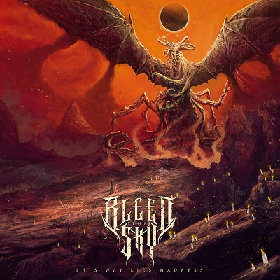 "BLEED THE SKY Premieres ""Serpent"""