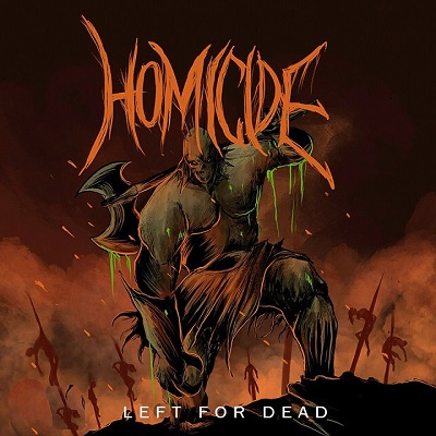 "HOMICIDE Premieres ""Scourge Of God"""