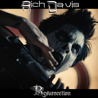 "RICH DAVIS Releases Disturbing ""Resurrection"" Video"