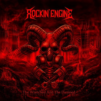 "ROCKIN' ENGINE Premiere ""Let It Burn"" Video"