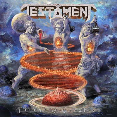 "TESTAMENT – ""Night Of The Witch"" (Nuclear Blast)"