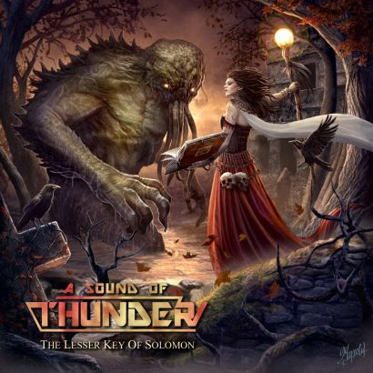 "A SOUND OF THUNDER Release New ""Udoroth"" Animated Video"