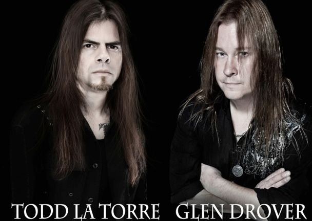 "GLEN DROVER And TODD LA TORRE - ""Discordia"""