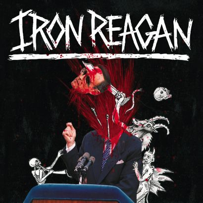 "IRON REAGAN - ""Miserable Failure"" Video Featuring Members Of RED FANG, TOXIC HOLOCAUST, MUDHONEY"