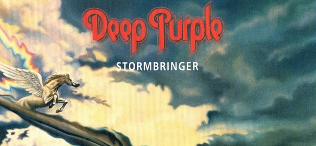 "DEEP PURPLE's Stormbringer Turns 40 - ""I've Never Embraced The Expression Heavy Metal Because All My Themes Are Emotional"""