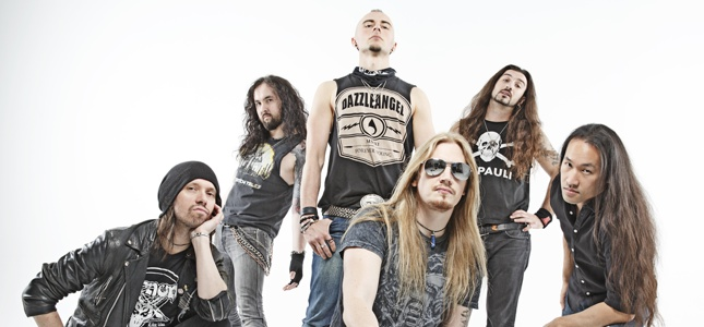 "DRAGONFORCE - ""We Don't See Anything Wrong With Listening To Us"""