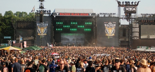 Celebrating 25 Years Of The Wacken Open Air - BraveWords' 2014 Report