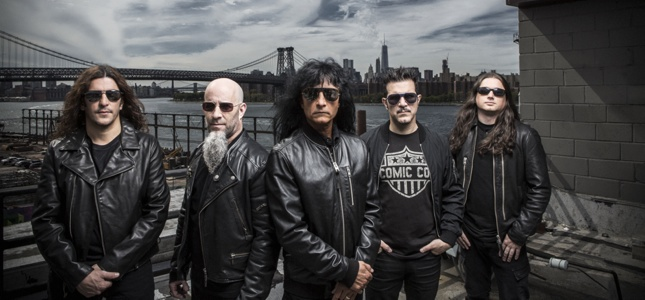 "ANTHRAX Drummer Talks Spreading The Disease, New Album - ""Radio Is Not Going To Play This"""