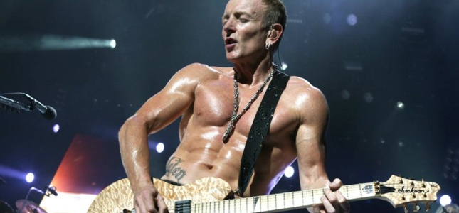 "PHIL COLLEN Talks DELTA DEEP, Says New ""Self-Titled"" DEF LEPPARD Album ""Is Finished - I Think It's The Best Thing We've Done Since Hysteria"""
