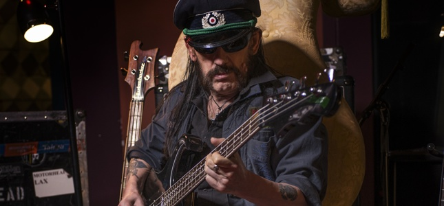 "LEMMY KILMISTER Talks New MOTÖRHEAD Album And Health - ""I'm Not As Strong As I Used To Be, But I'm Alright"""