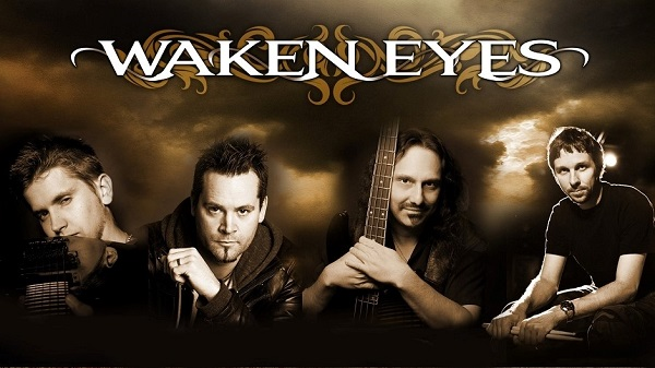"WAKEN EYES - ""I Always Had These Guys In Mind"""