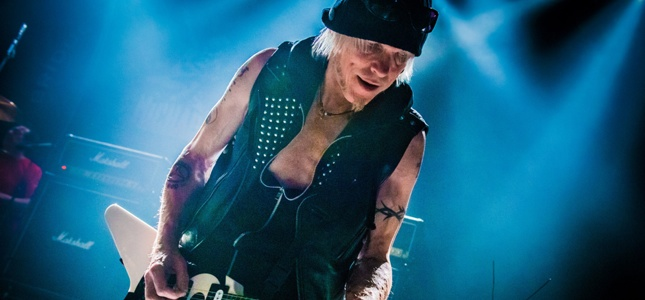 "MICHAEL SCHENKER Bitten By SCORPIONS - ""The Ultimate Reunion Would Be The Original Lineup From The Lovedrive Album"""
