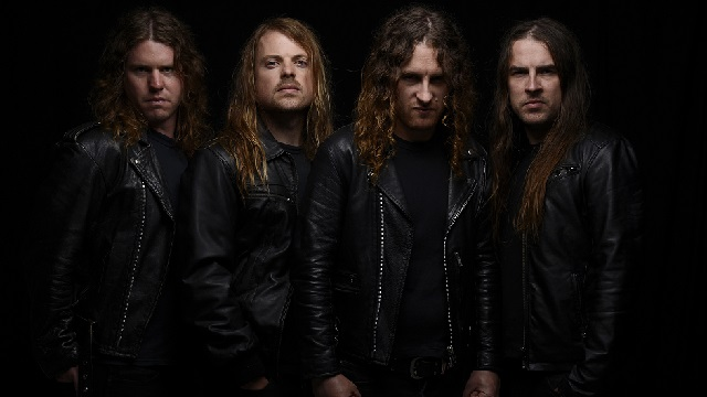 "AIRBOURNE – ""Directing Traffic Like A Ninja"""