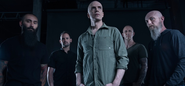 DEVIN TOWNSEND PROJECT - Discipline And Compromise