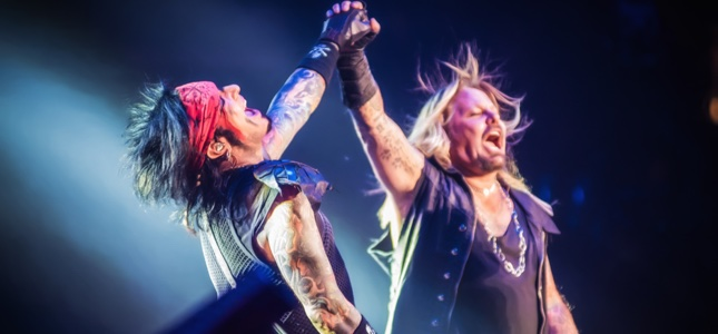 "Director CHRISTIAN LAMB On MÖTLEY CRÜE The End – ""We Had To Show This"""