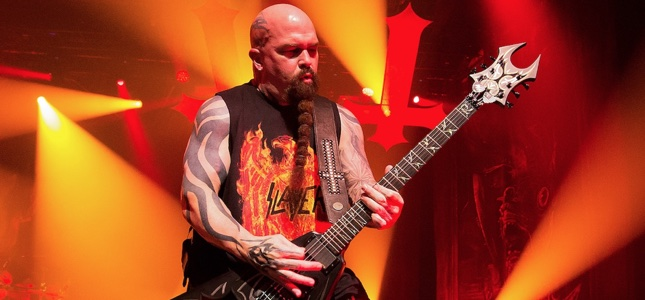 "SLAYER's Kerry King Gets Repentless With Reign In Blood - ""That Was Just The Next Ten Songs After Hell Awaits"""