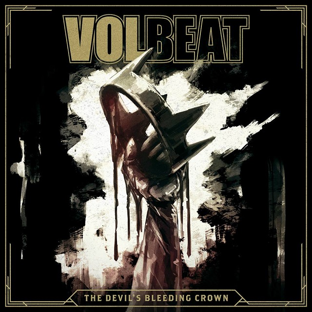 """Is There Anything The Devil Can T Rock Lucifer: VOLBEAT's Michael Poulsen: """"I Don't Take Anything For"""