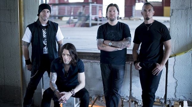 "ALTER BRIDGE – Building The American Fanbase ""Still A Work In Progress"""