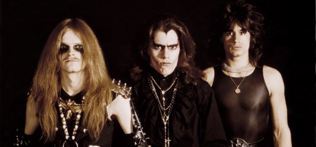 Cum On Feel The Noise! KREATOR, CELTIC FROST, VOIVOD, HELLOWEEN Catalog Celebrated